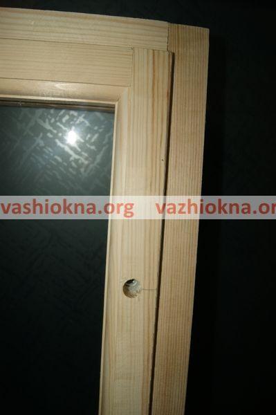 Деревянное окно на беседку 120 х 200