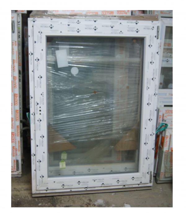 Пластиковое окно 120х90 поворотно-откидное