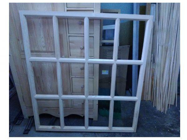 Рама верандная деревянная 120 х 120